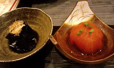 手造り豆腐・旬鮮料理 割烹安仁屋の料理3