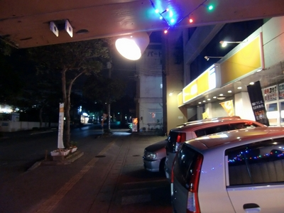 パッソアパッソ(Passo a passo)の駐車場